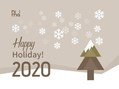 Happy new year holiday 2020 logo design uiux ilustration illustrator new year 2019 2020 graphic design graphicdesign graphic new happy holidays happy holiday happy new year new year newyear happy