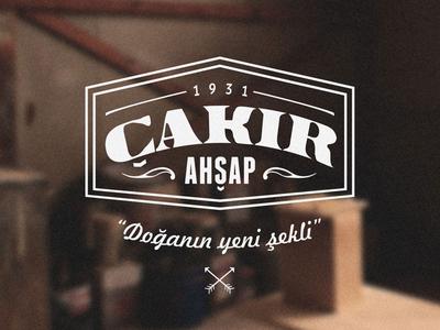 Cakir Ahsap Logo
