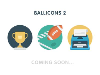 Announce: Ballicons2