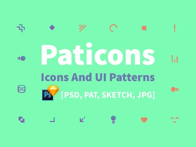 Icons And UI Patterns