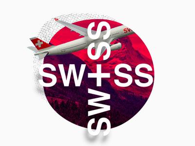 Swiss Design Illustration