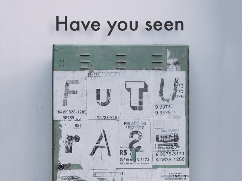 Have you seen Futura? II icon design typography typeface font futura article blog post thedesignest