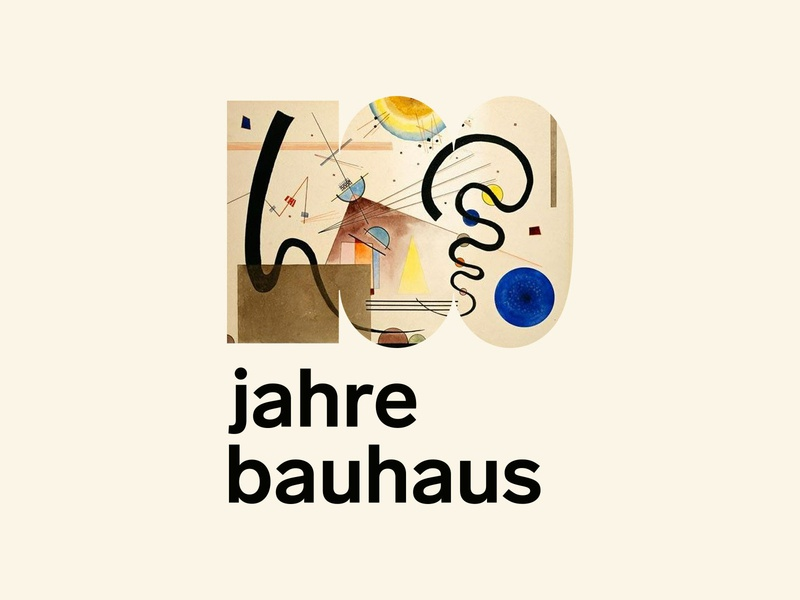 Celebrating 100 years of the Bauhaus school 100 wassily kandinsky modernism bauhaus trends post blog design the designest