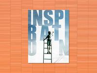 Inspiration Poster Mockup