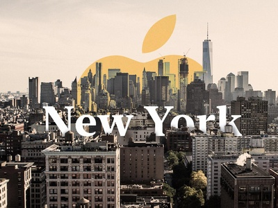 Apple introduces New York font
