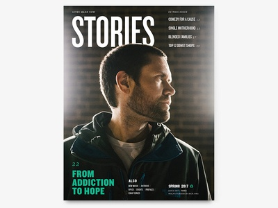 Stories Journal / Cover Refresh