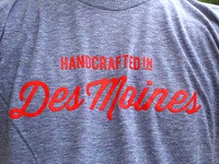 Handcrafted Tee
