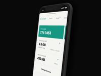Nova App - Refill