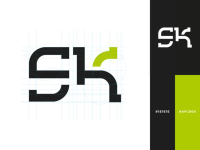 S + K | Logo Exploration