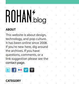 Blog 2011 posterous theme