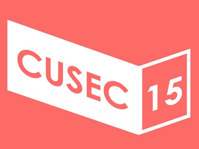 CUSEC 2015 Logo cusec 2015