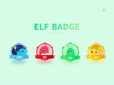 Elf Badge