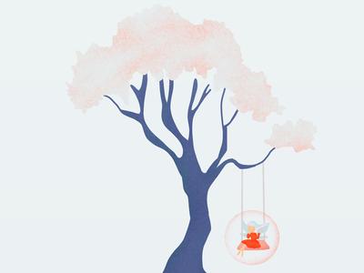 Pixy Swing tree swing pixy