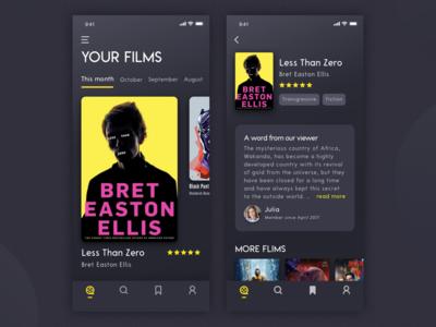 Films Discover App
