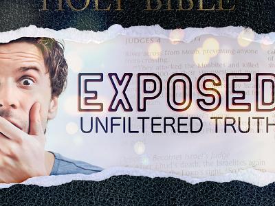 Exposed Sermon Series exposed judges church sermon series sermon