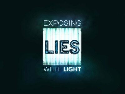 Exposing Lies Sermon Series bulbs xray exposing lies sermon exposing lies sermon art sermon series sermon