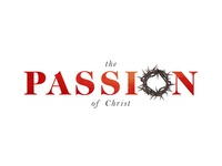 The Passion of Christ Sermon Graphic