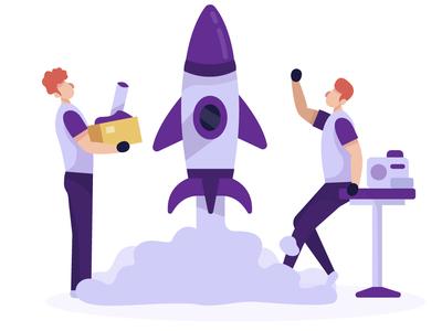 Build Rocket (step 3)