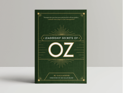 Leadership Secrets of OZ Book Cover