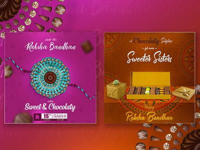 Raksha Bandhan Social Media [Free PSD]