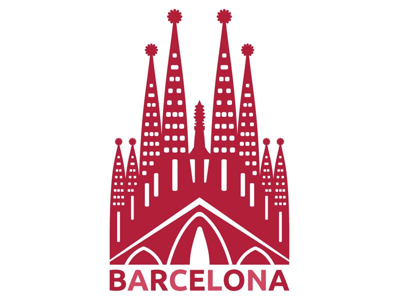 Barcelona Sagrada Familia Icon icon sagrada familia barcelona