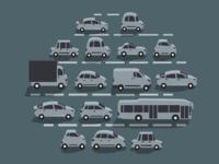 Traffic Jam WIP