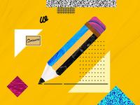 Design Everyday - Day 7 - Pencil
