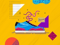 Design Everyday - Day 8 - Sneakers