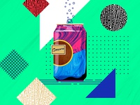 Design Everyday - Day 25- Coke Can