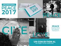 Unconditional Peace Calendar