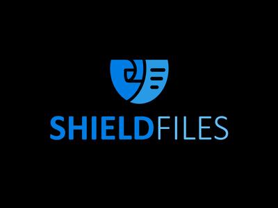 Shield Files Logo