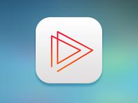 Play more - logo concept