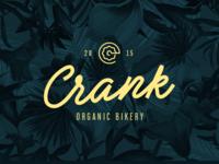 Crank — Logotype