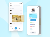 Venmo - Payment Mobile App UI Design