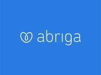 Abriga Logo & Wordmark