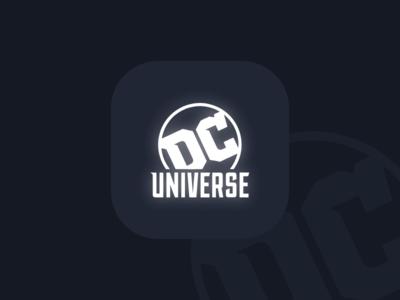 Daily UI #005 - App Icon - DC