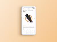 Single Item (e-commerce shop) - DailyUI #012