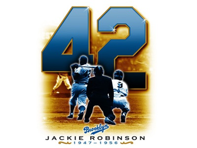tribute for 42 movie