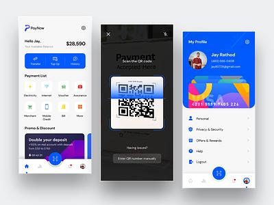 E-Wallet App - Light Mode appuiux appui darkmode lightmode payment e-wallet wallet branding ui appdesign app uiux typography design graphic design