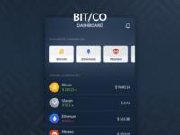 Bitco - Sketch Crypto App