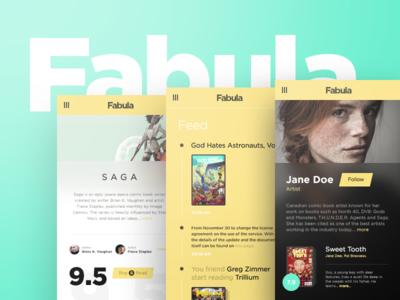 Fabula - Mobile Version
