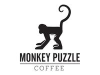 Monkey Puzzle Logo Concept