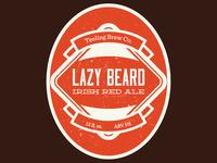 Lazy Beard Irish Red v1