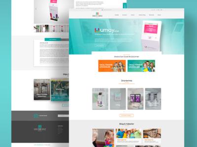 Education Technologies Company Website