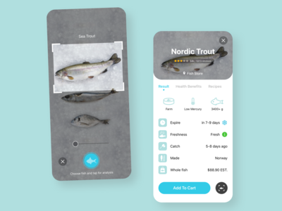 Fish Freshness Checking App