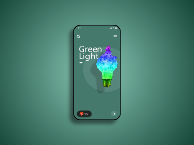 GreenLight App Design