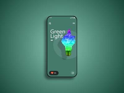 GreenLight App Design