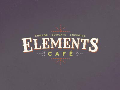 Elements Cafe