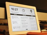 Daily iPad