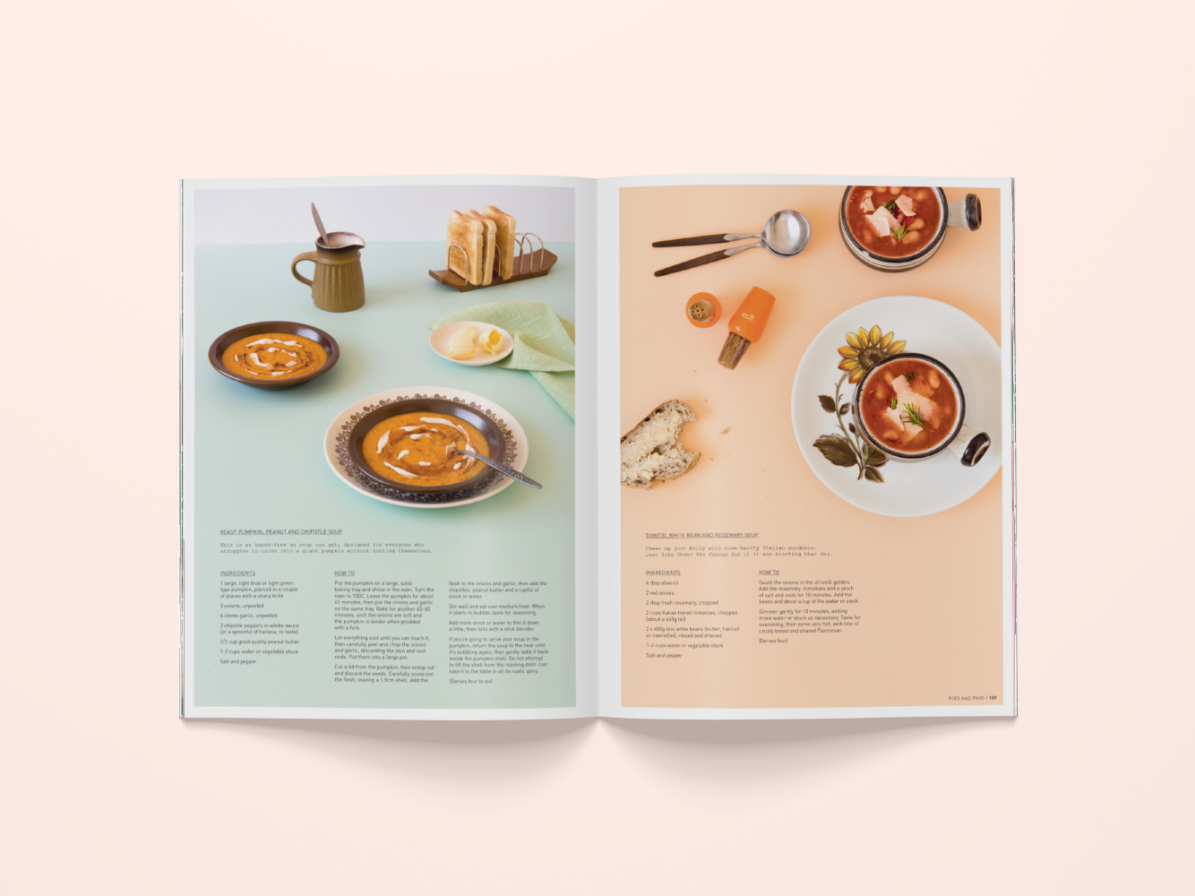 frankie magazine soup editorial editorial layout styling design art direction